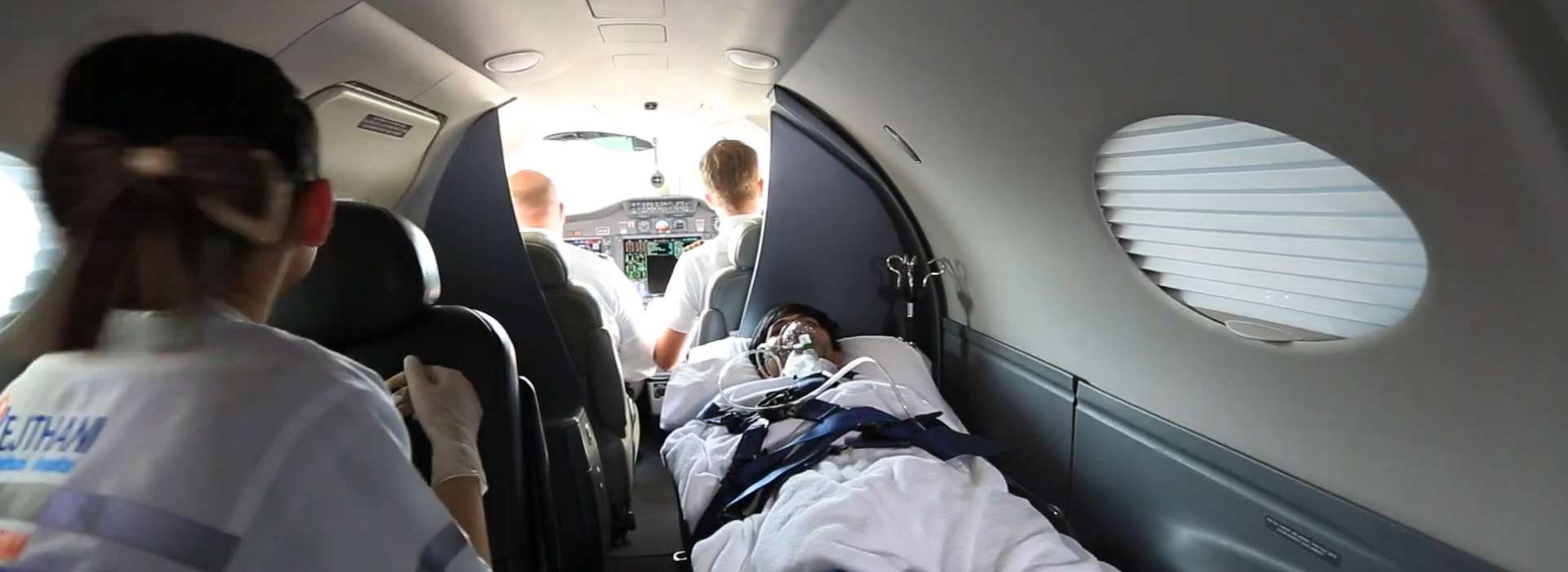 Medical Evacuations Flight Service